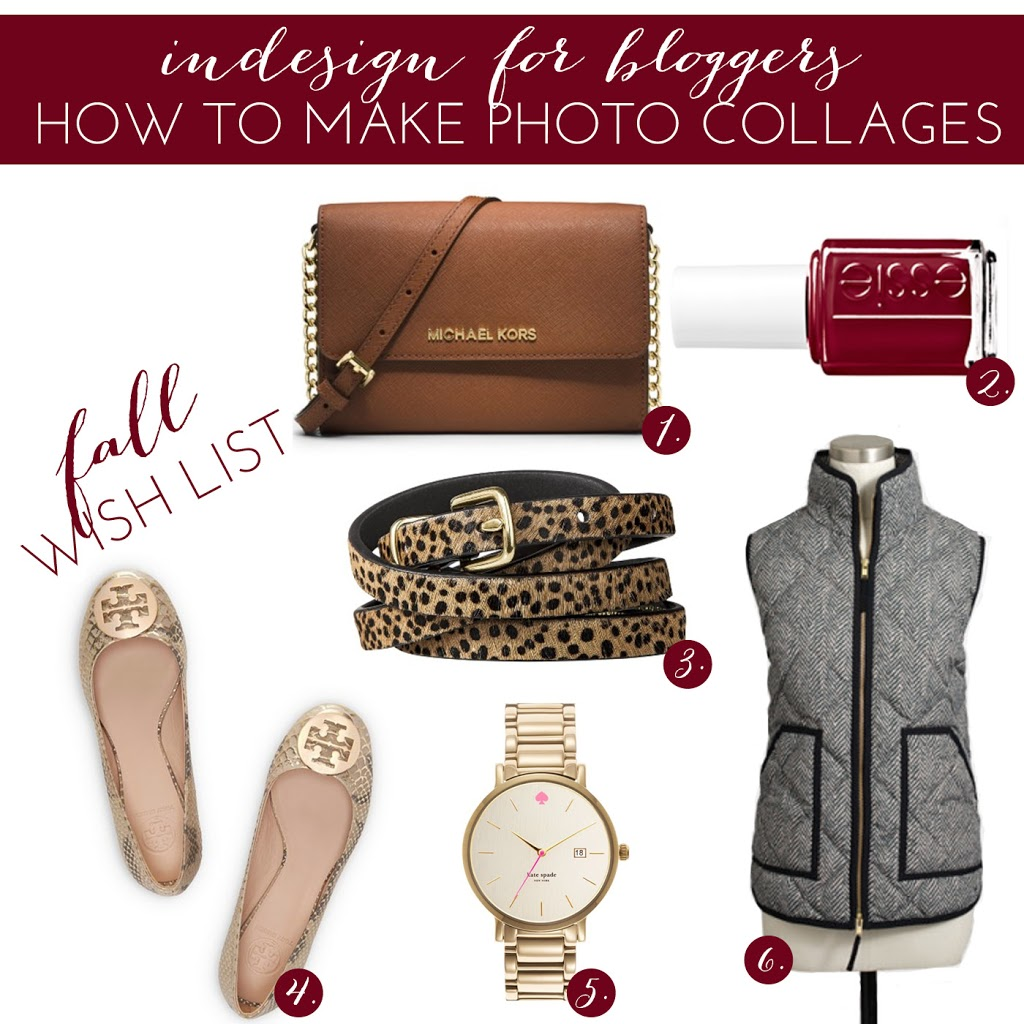 how to make photo collages for bloggers