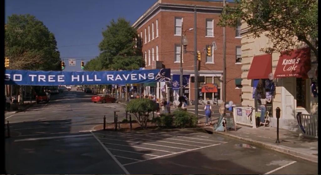 One Tree Hill Filming Locations Tour A Touch Of Teal