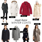 must have winter coats