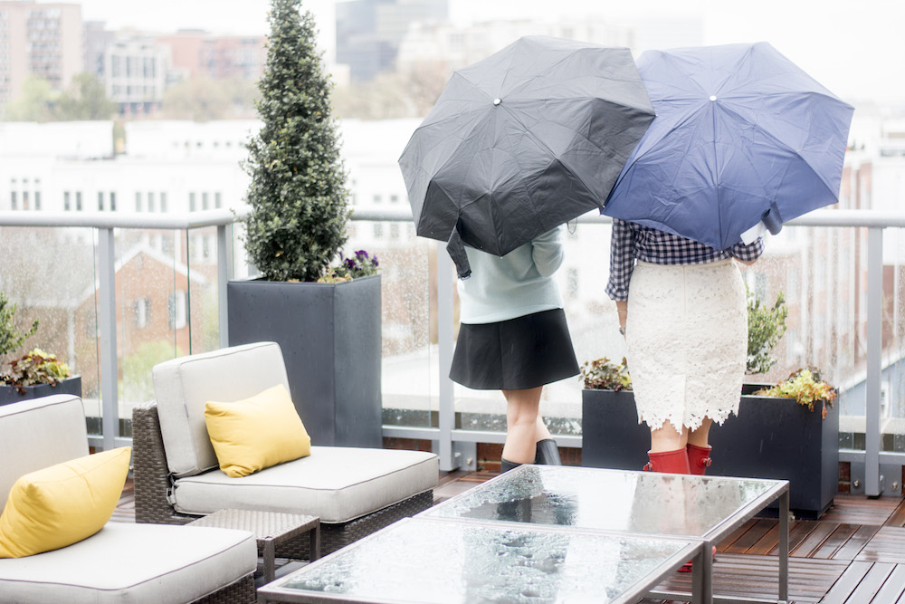 rainy day outfit ideas