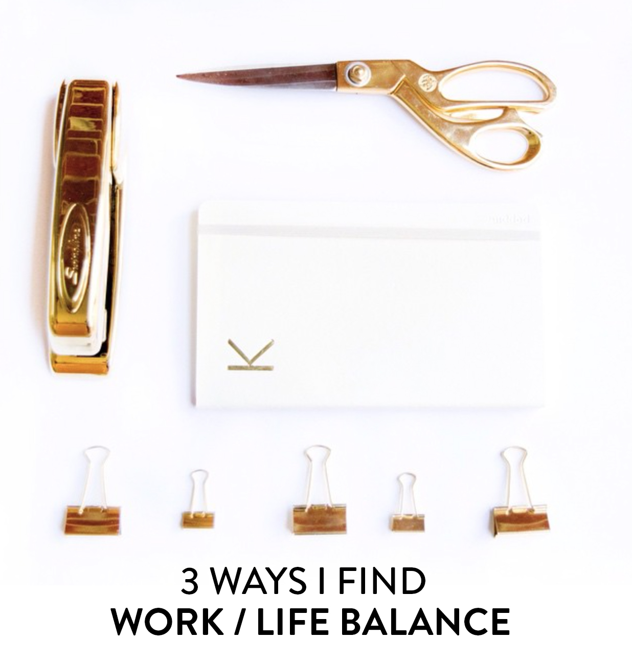 3 ways i find work life balance