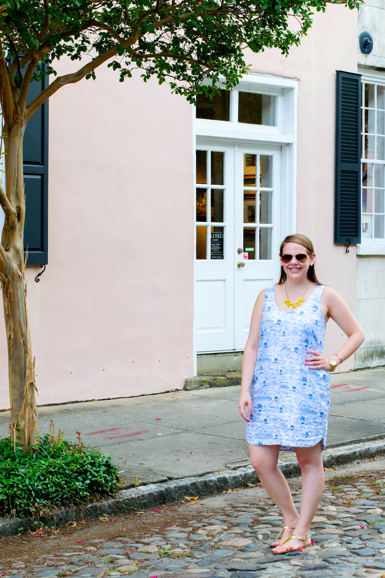 Old Navy Summer Dress 2015