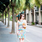 a touch of teal summer wedding dress ideas