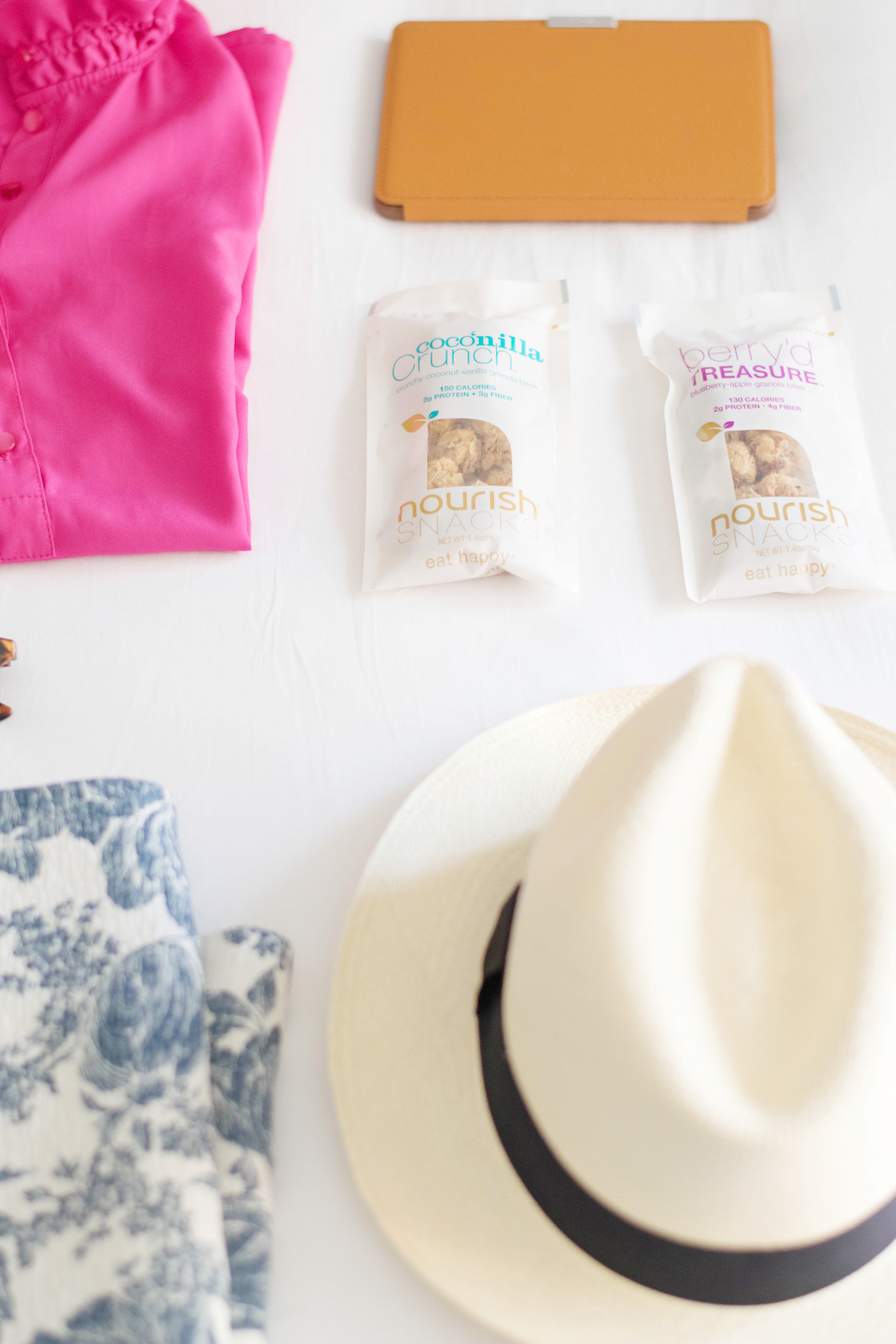 a touch of teal nourish snacks review