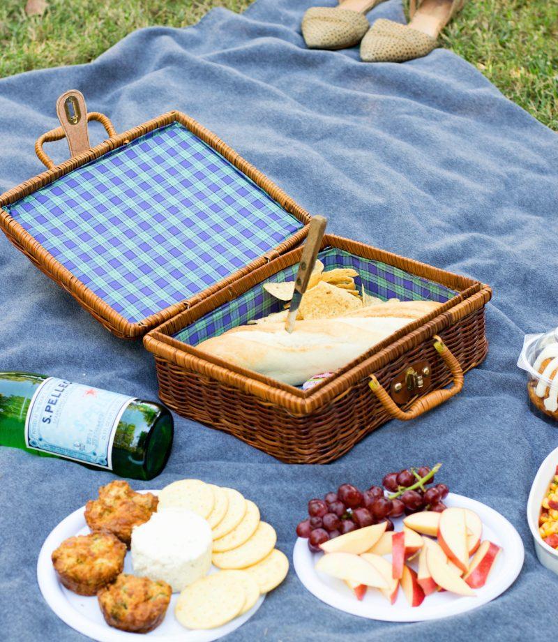 the perfect picnic dallas arboretum