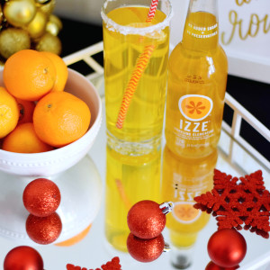 Clementine Champagne Cocktail