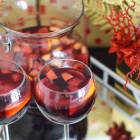 izze pomegranate sangria