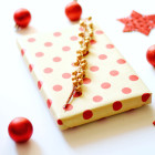 kraft paper christmas gift wrap ideas