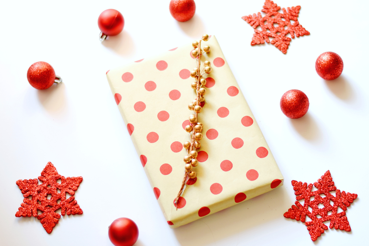 kraft paper christmas gift wrap ideas
