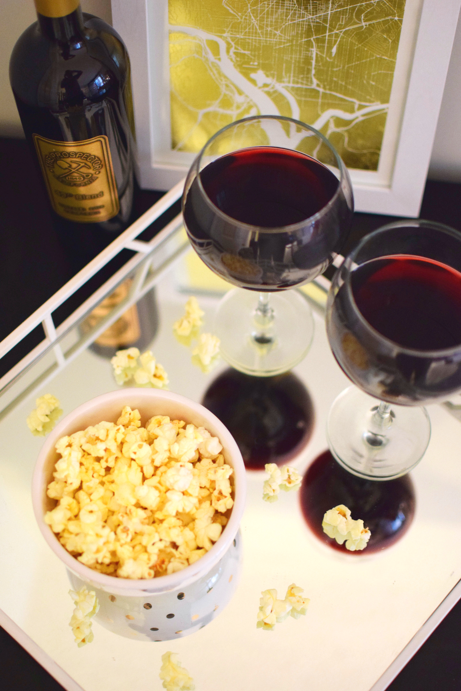 popcorn recipes for the scandal lover