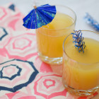 mango pineapple cocktails