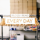 blogs i read everyday