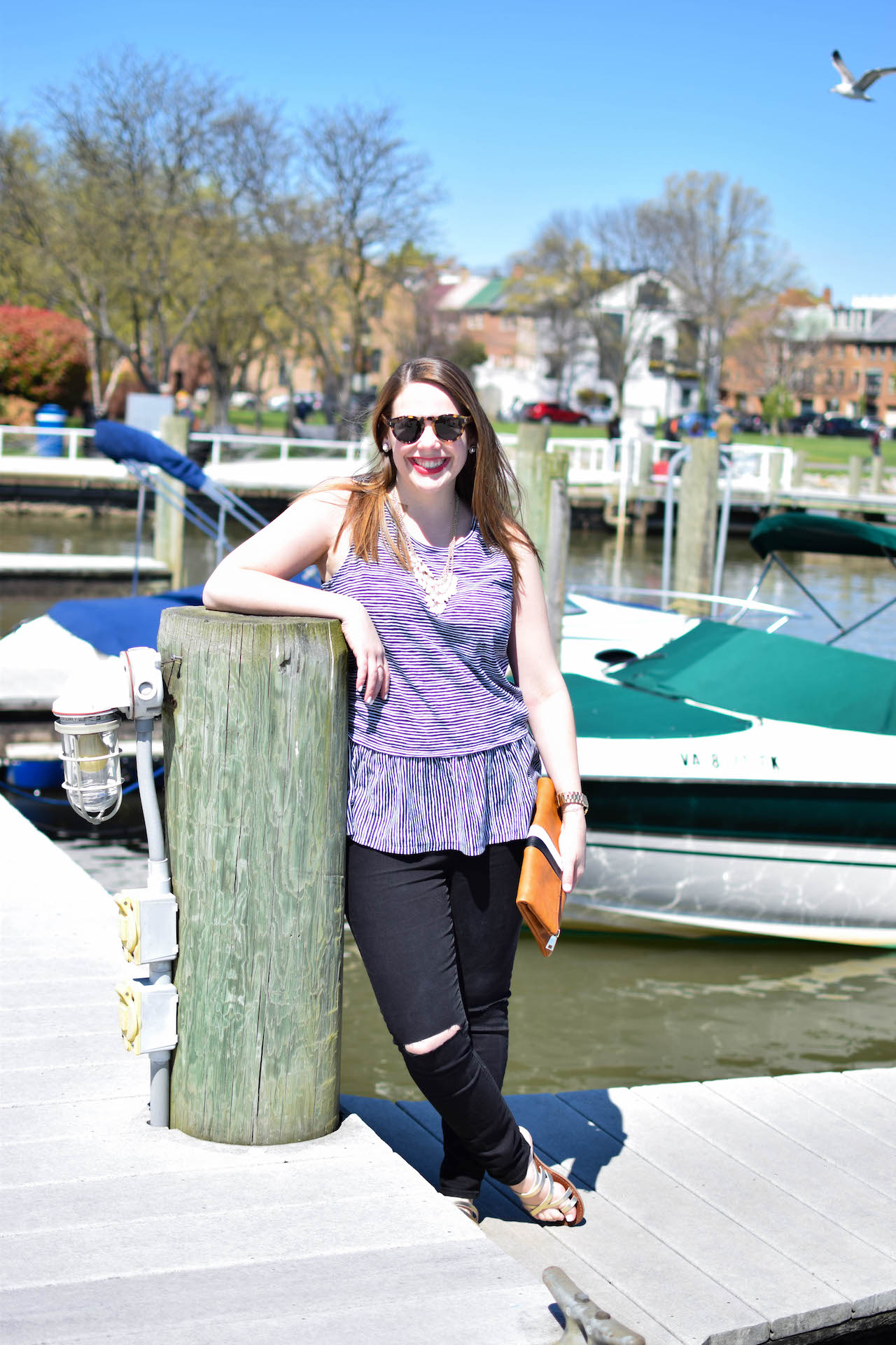 spring weekend outfit ideas