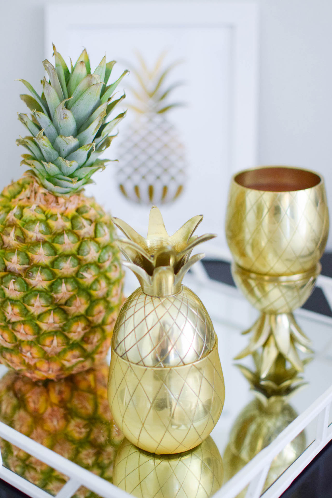uncommon goods pineapple tumblers