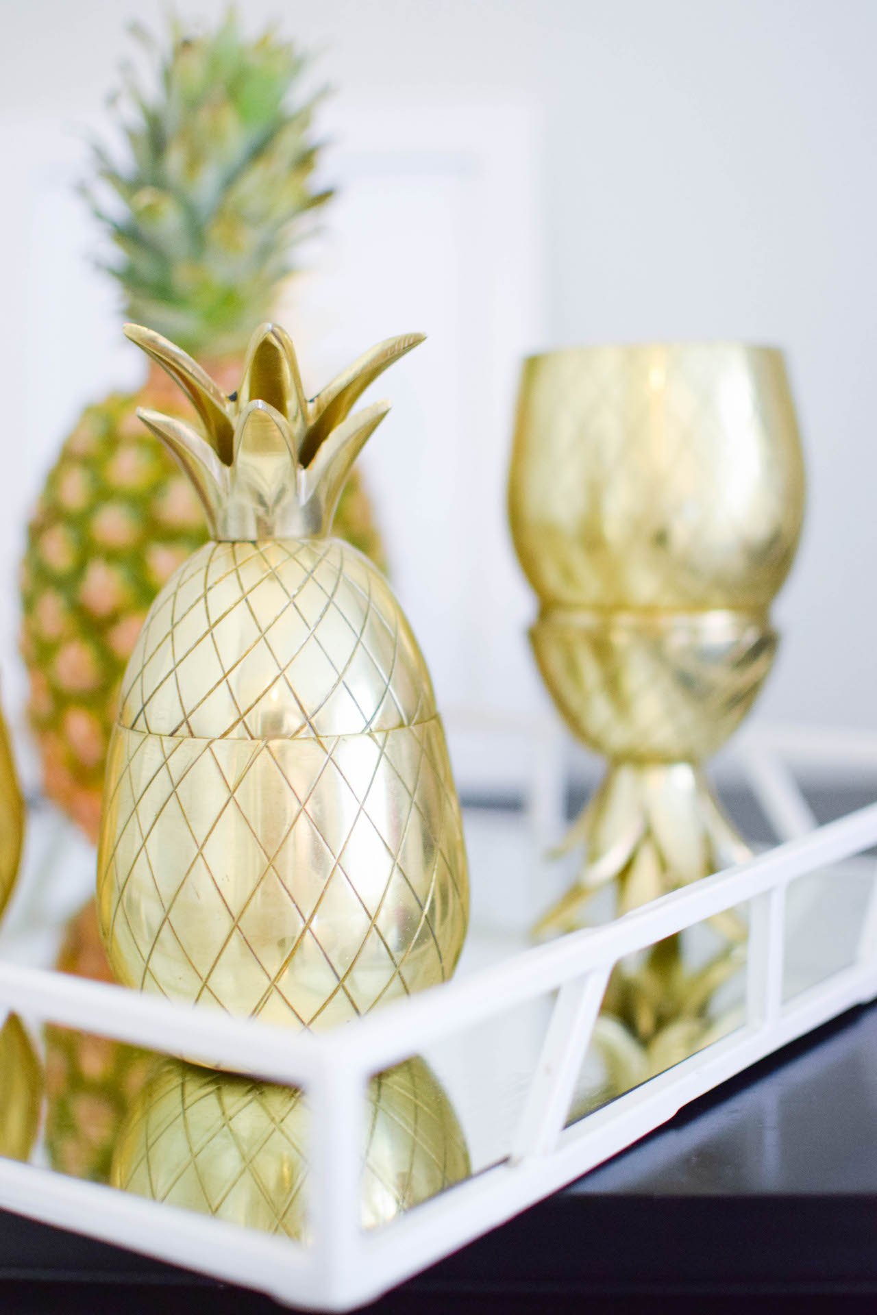 uncommon goods pineapple tumblers