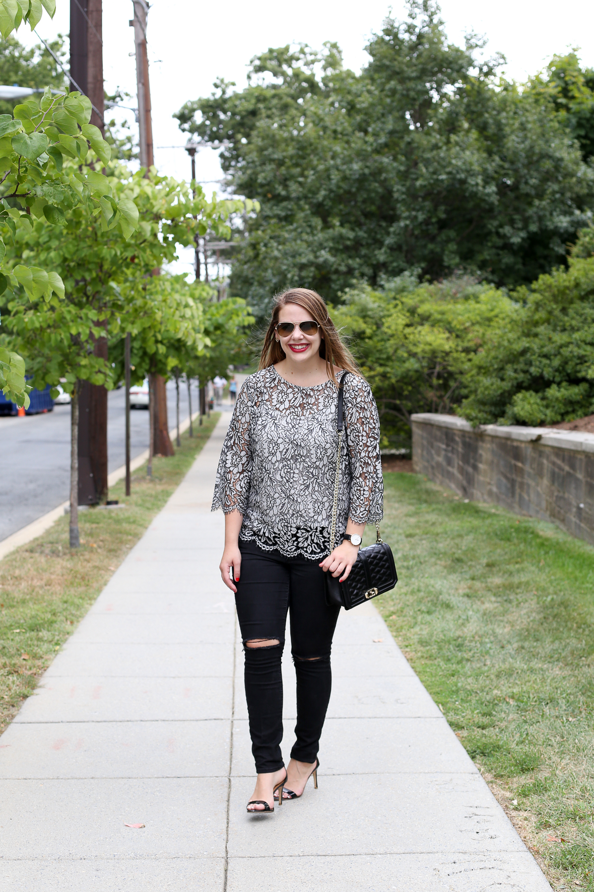 girls night out outfit for fall