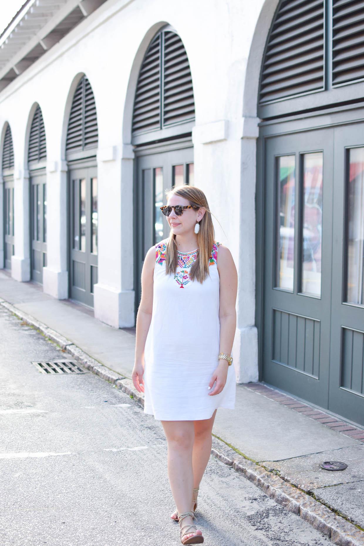 la paloma madewell dress