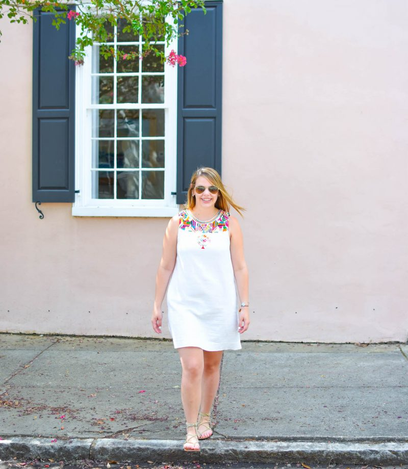 la paloma madewell dress