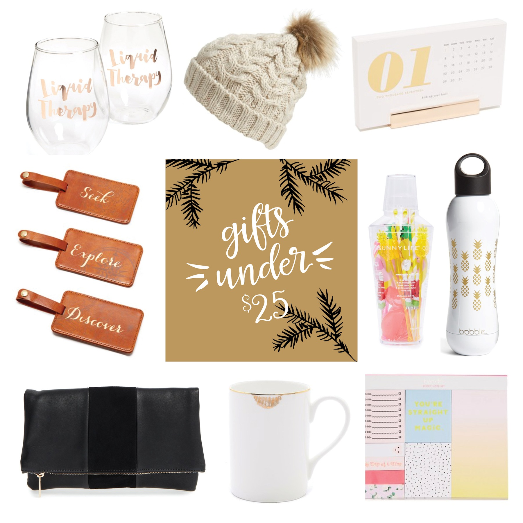 holiday gift guides christmas gifts under 25