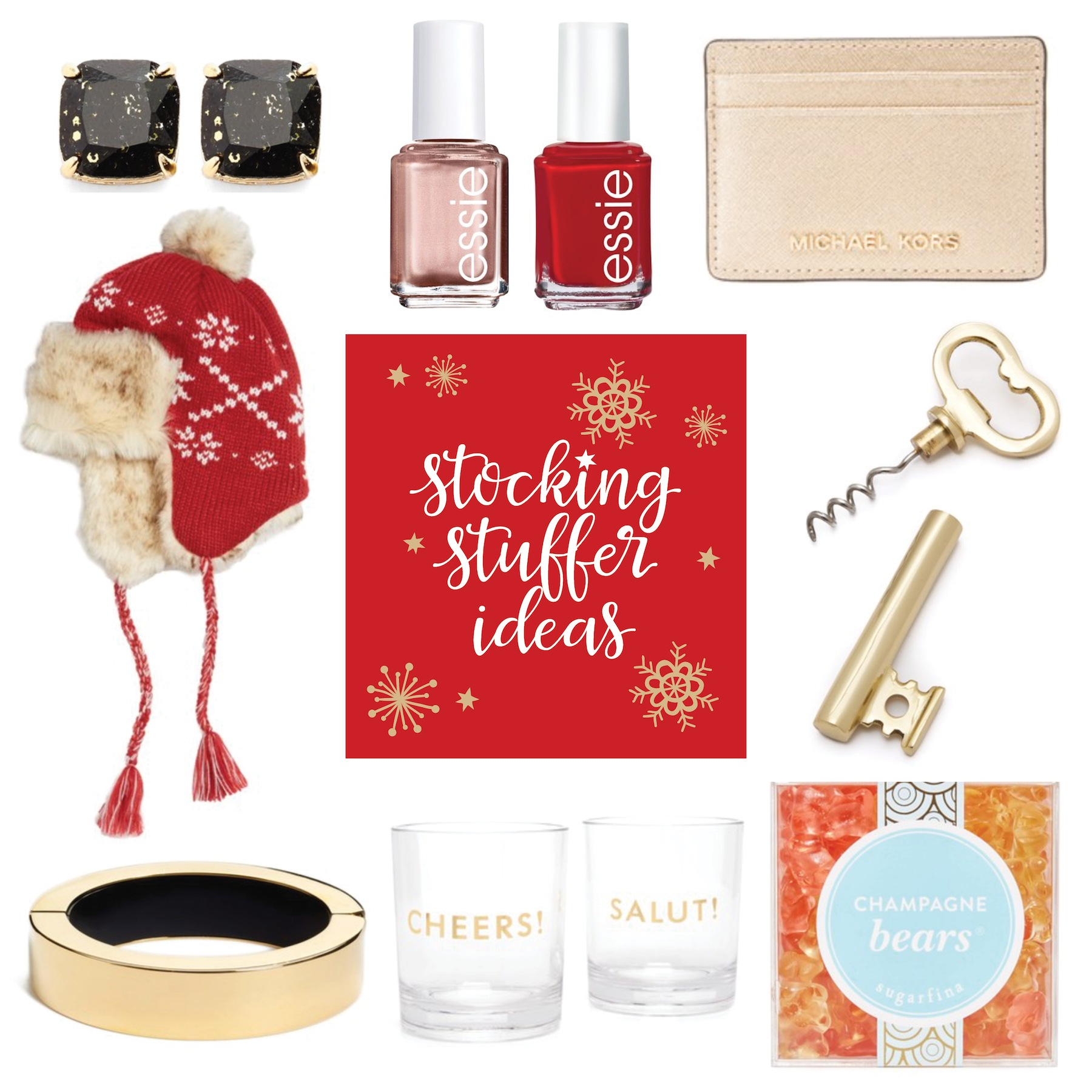 stocking stuffer and small gift ideas