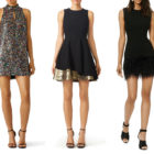 best rent the runway dresses for holiday parties