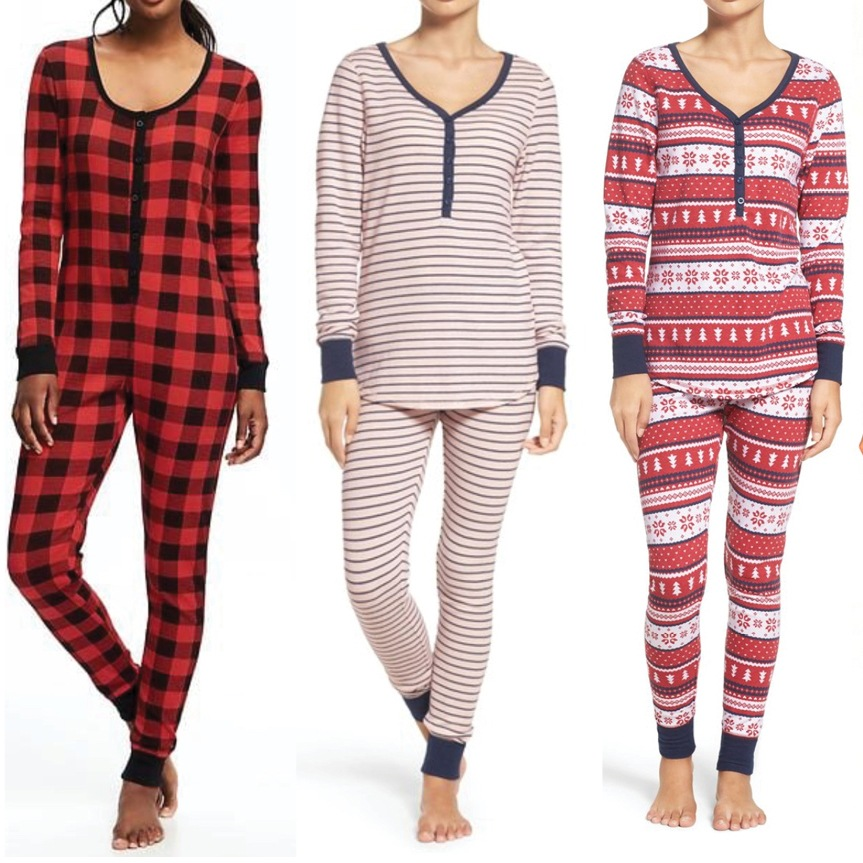 best women pajamas for christmas eve