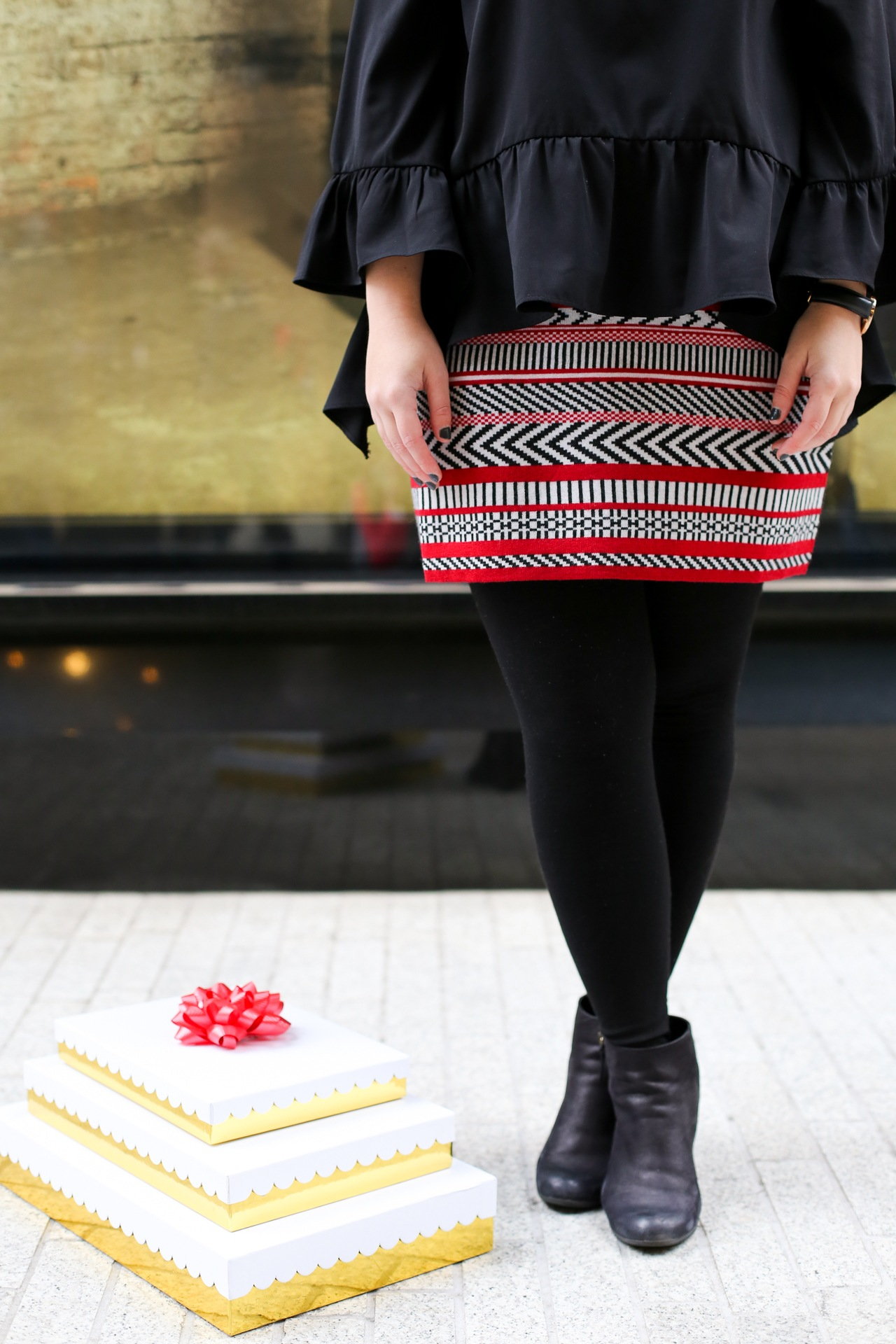 krimson klover early harvest skirt