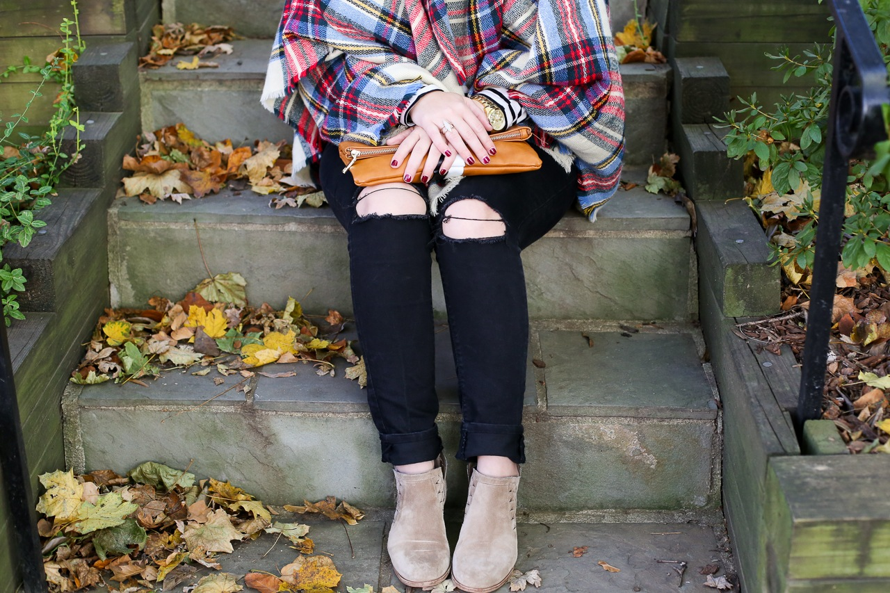 last minute thanksgiving outfit idea