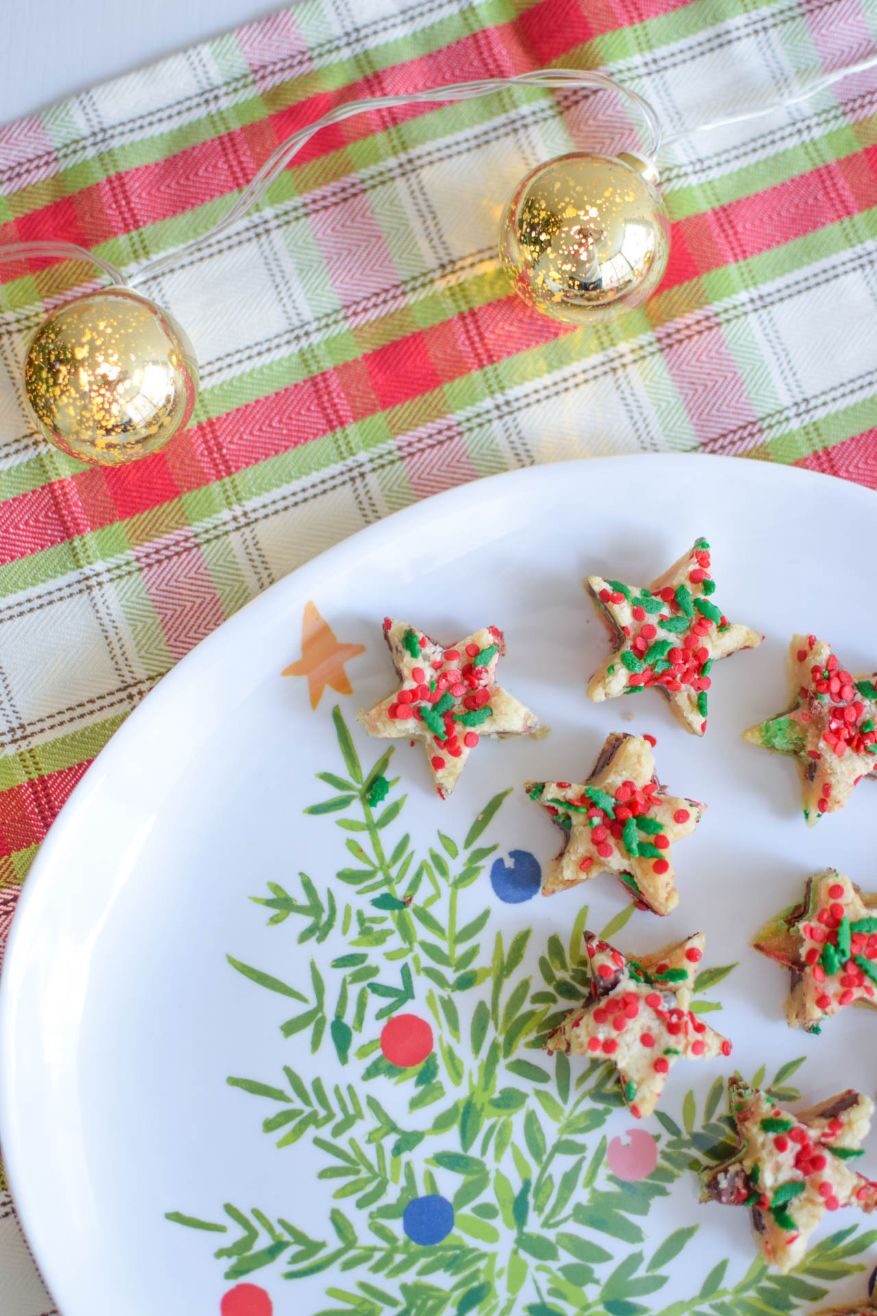 easy christmas cookie bars