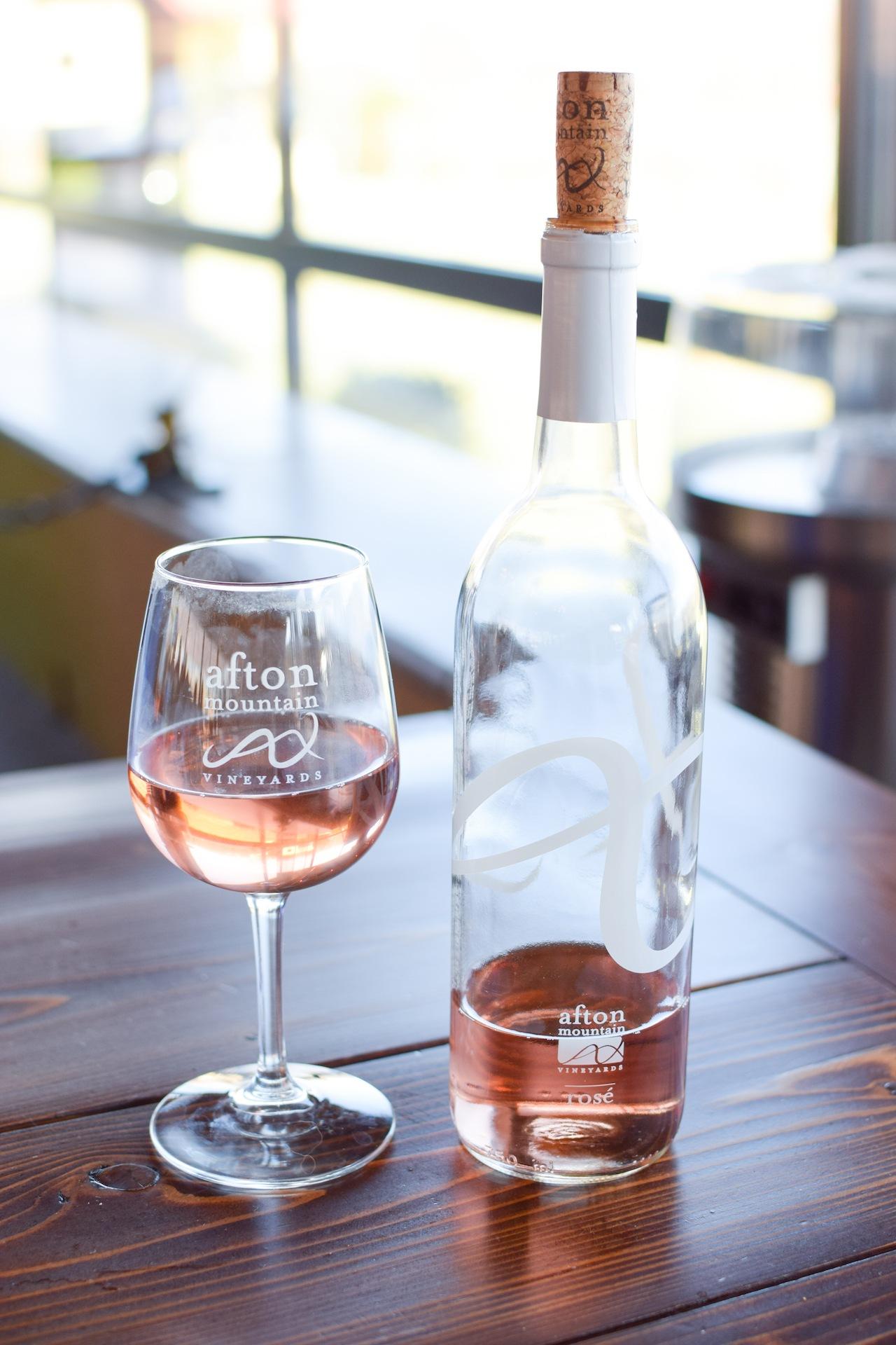 afton mountain vineyards review