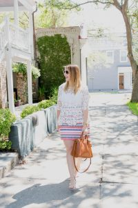 easy summer work outfit idea