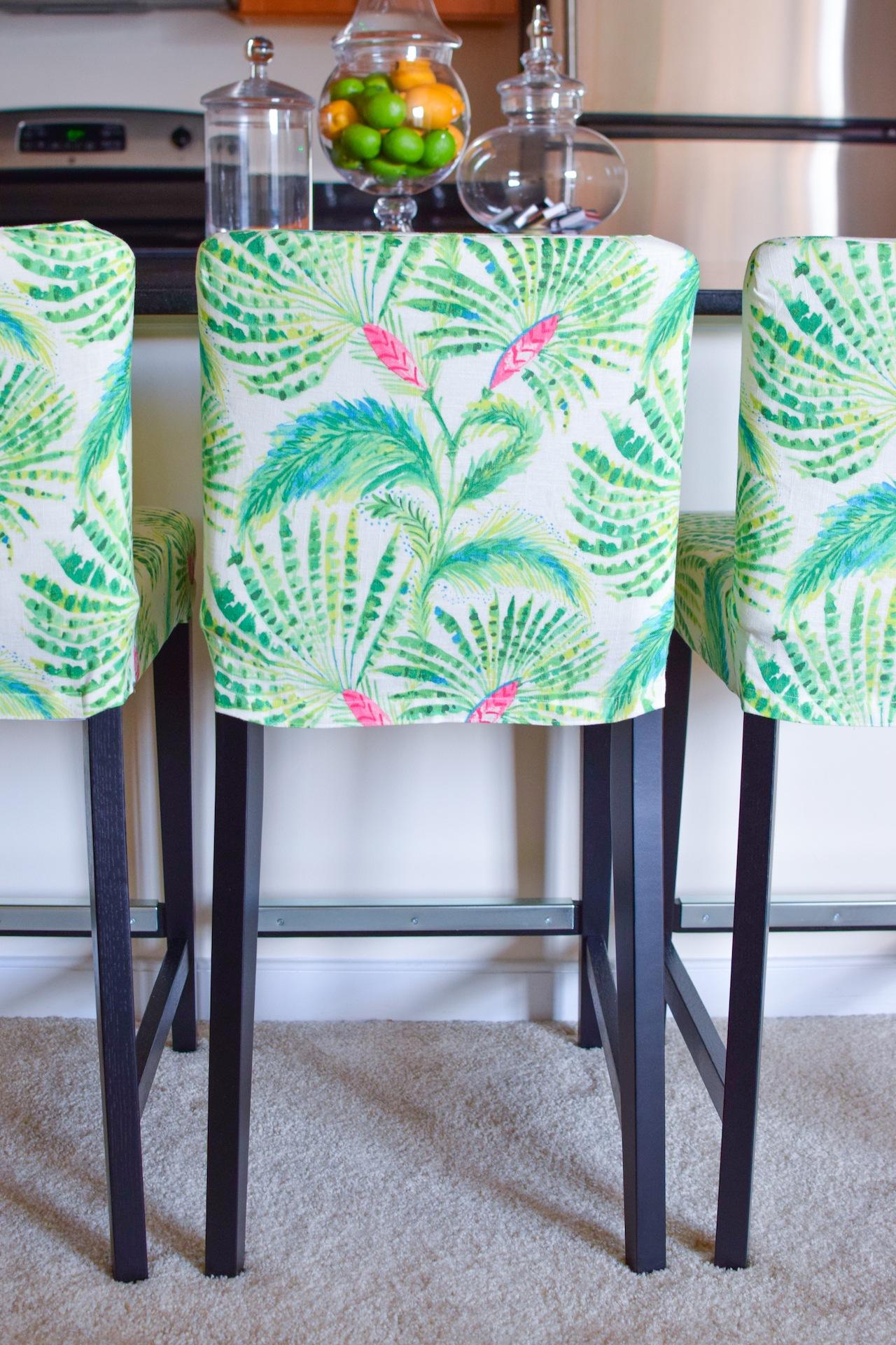 Outstanding Ikea Henriksdal Bar Stool Slipcover Rockin Cushions A Machost Co Dining Chair Design Ideas Machostcouk