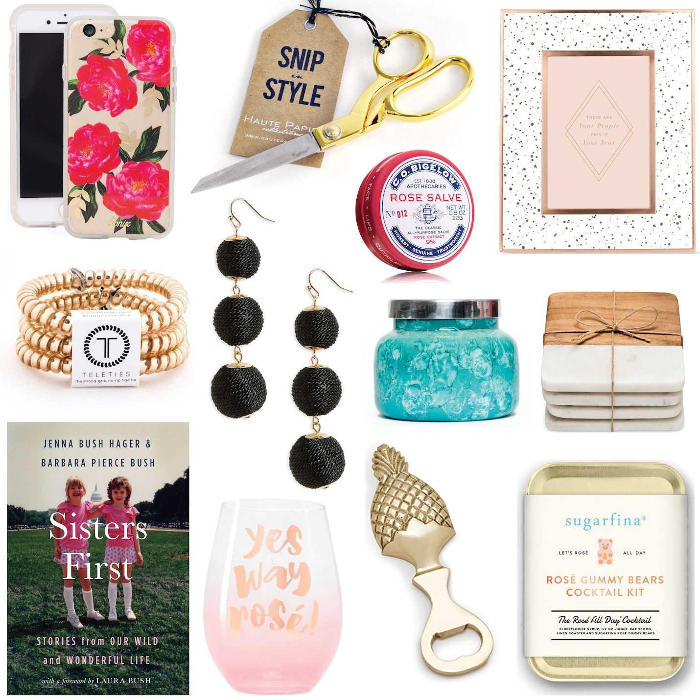 Gift Ideas For Women Under $25
