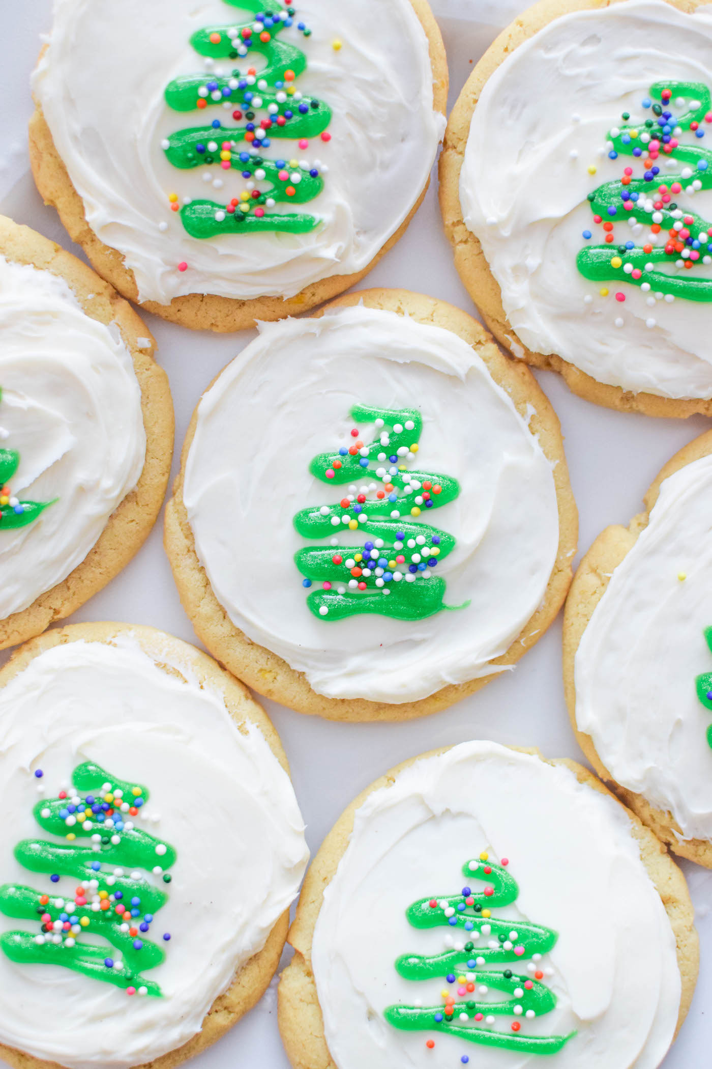 old fashioned christmas sugar cookie recipe