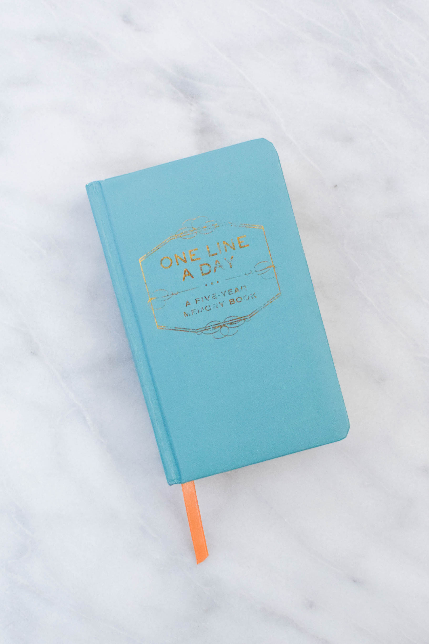 one line a day memory journal review