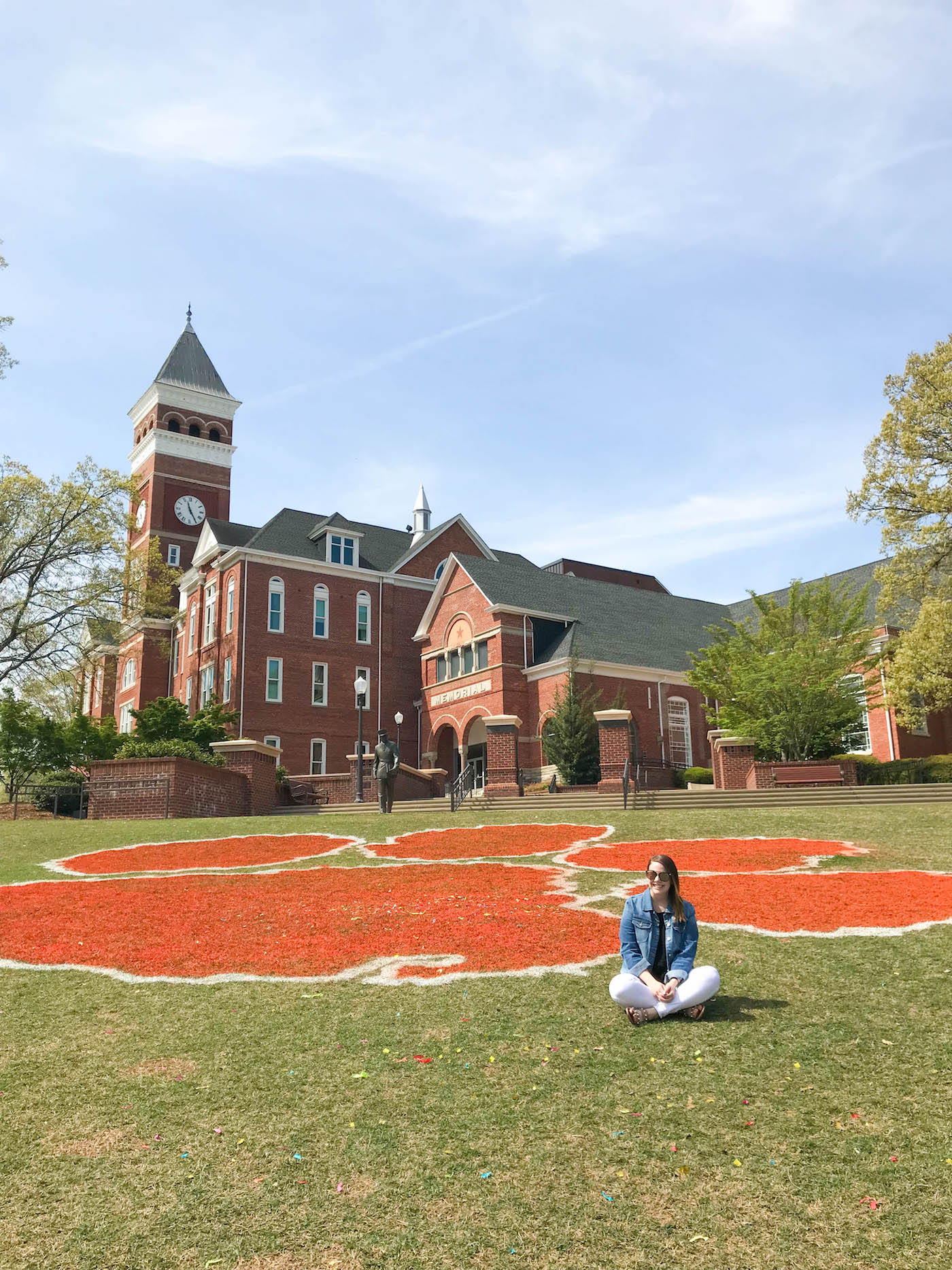 clemson south carolina travel guide