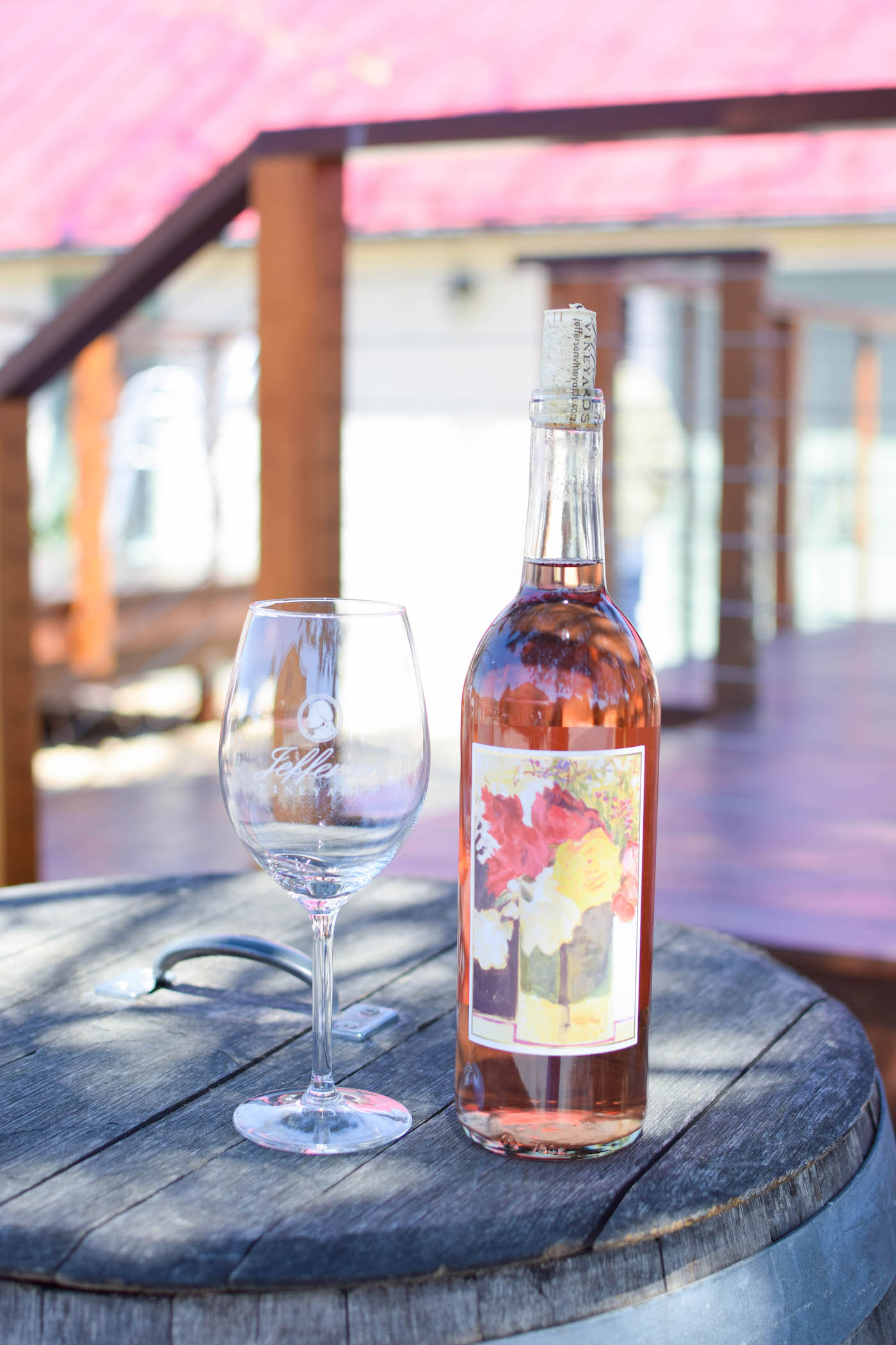 jefferson vineyards charlottesville review