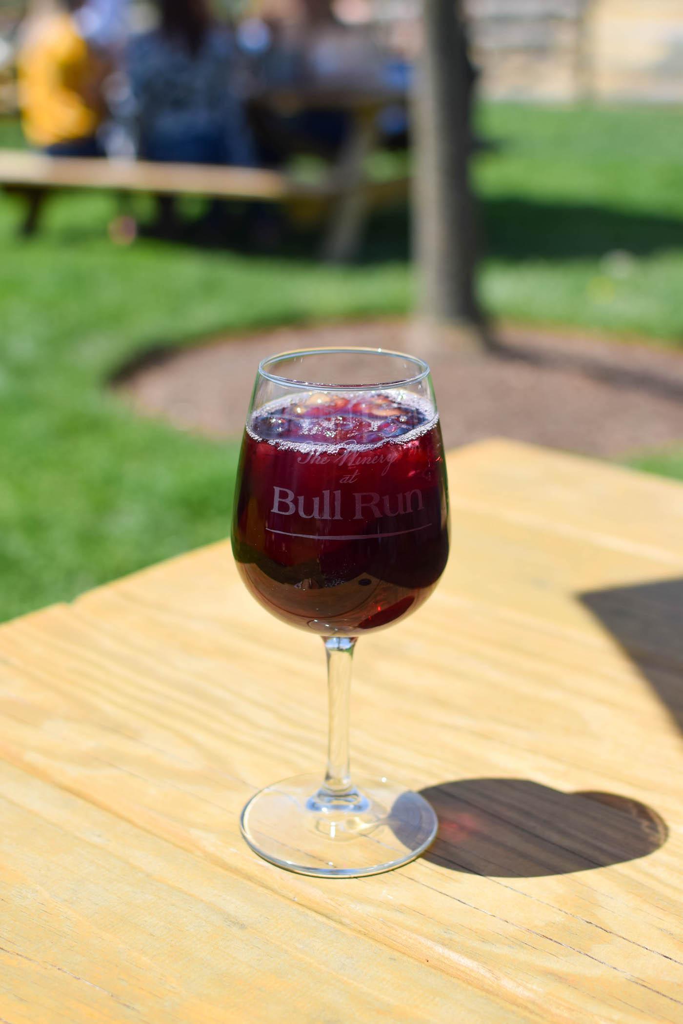 bull run winery fairfax virginia