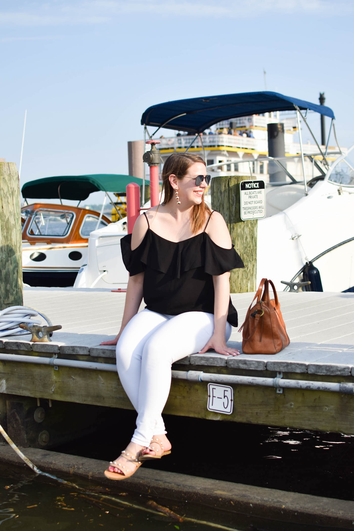 Old Navy Relaxed Off-the-Shoulder Swing Top