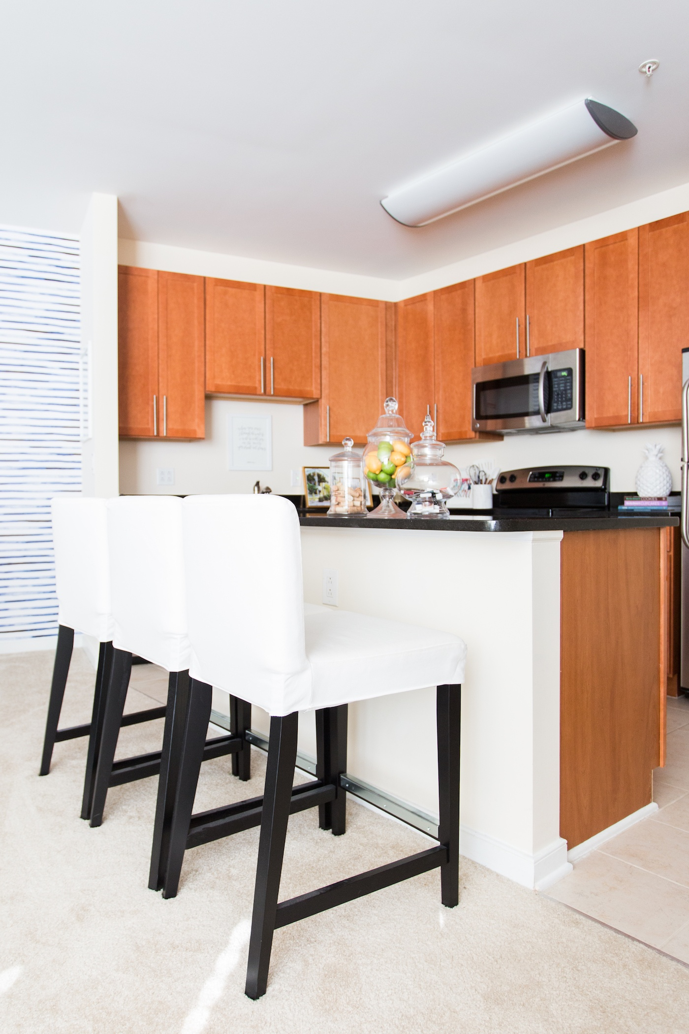 Apartment Kitchen Decor Ideas 11 A Touch Of Teal