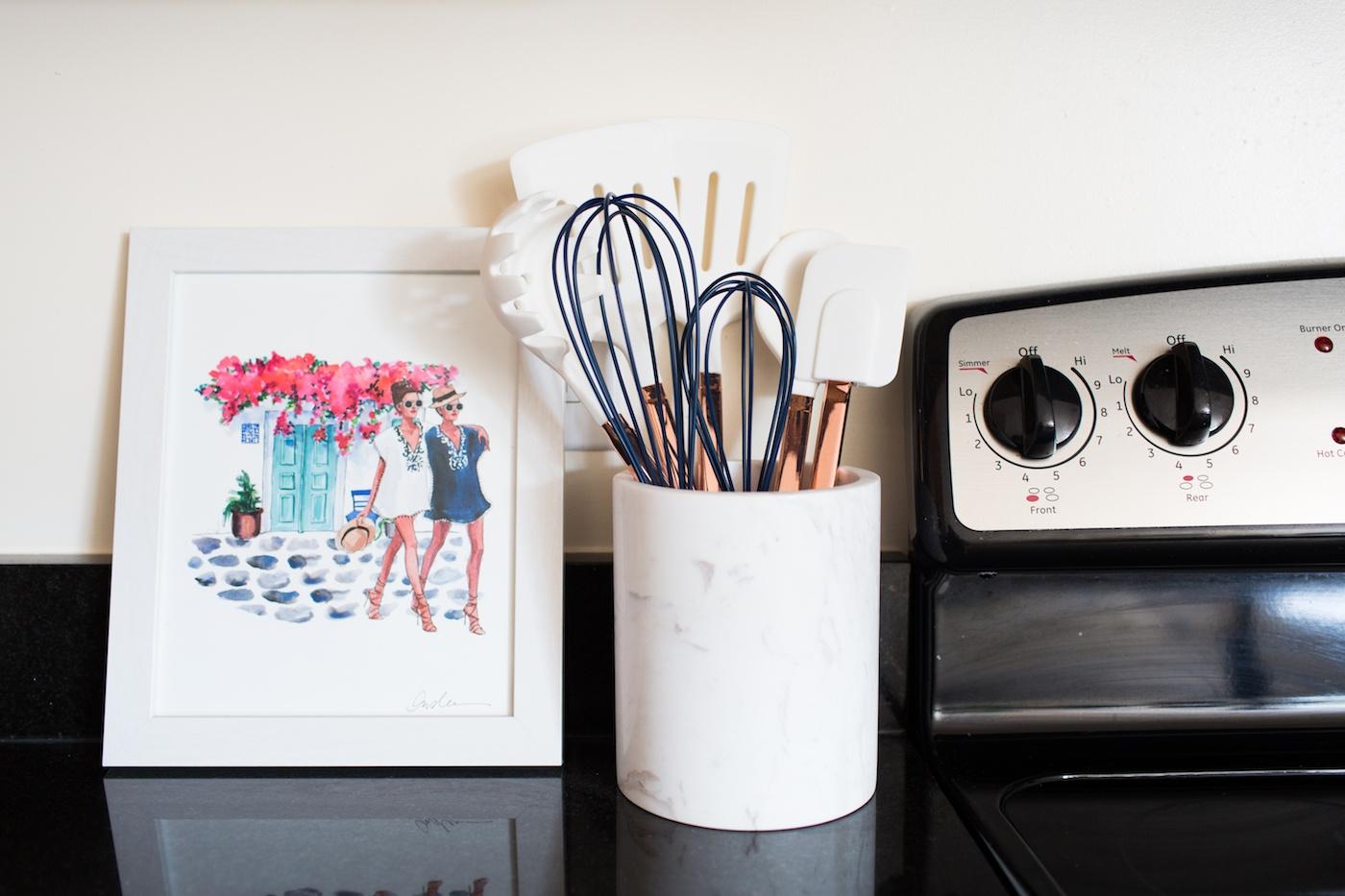 apartment kitchen decor ideas