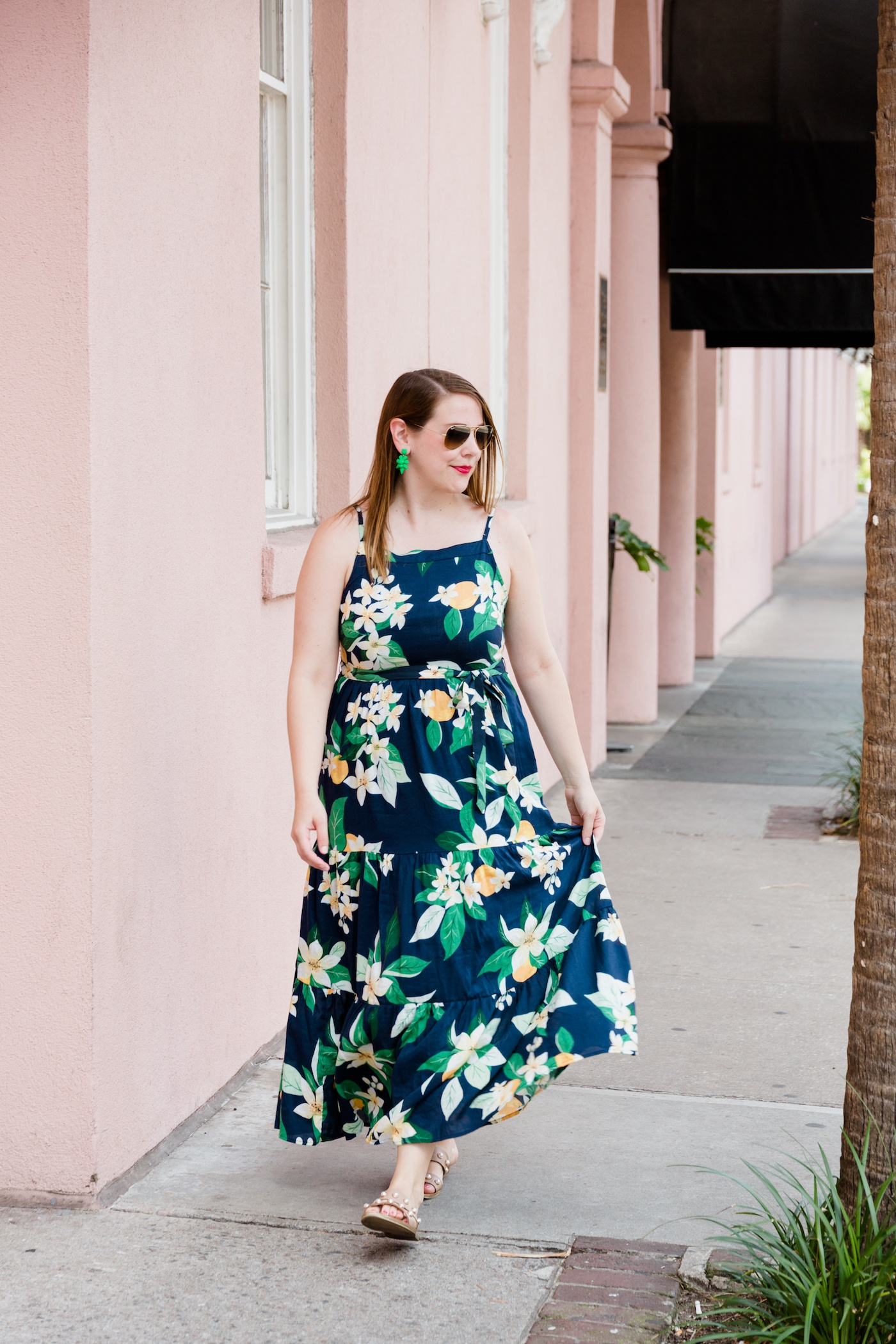 d3571a2518d4c Old Navy Maxi Dress for Summer | A Touch of Teal