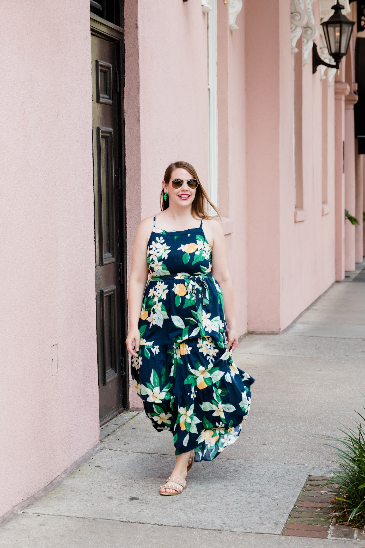 old navy maxi dress for summer