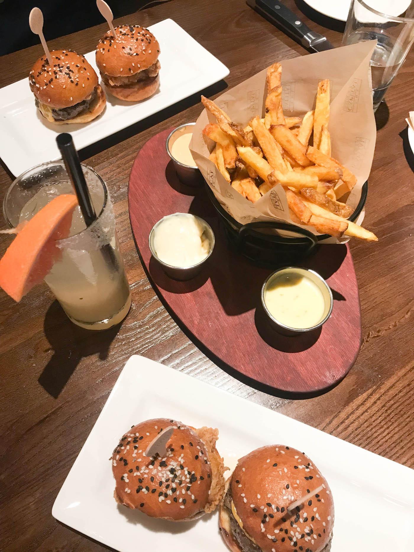 capital burger short fridays review