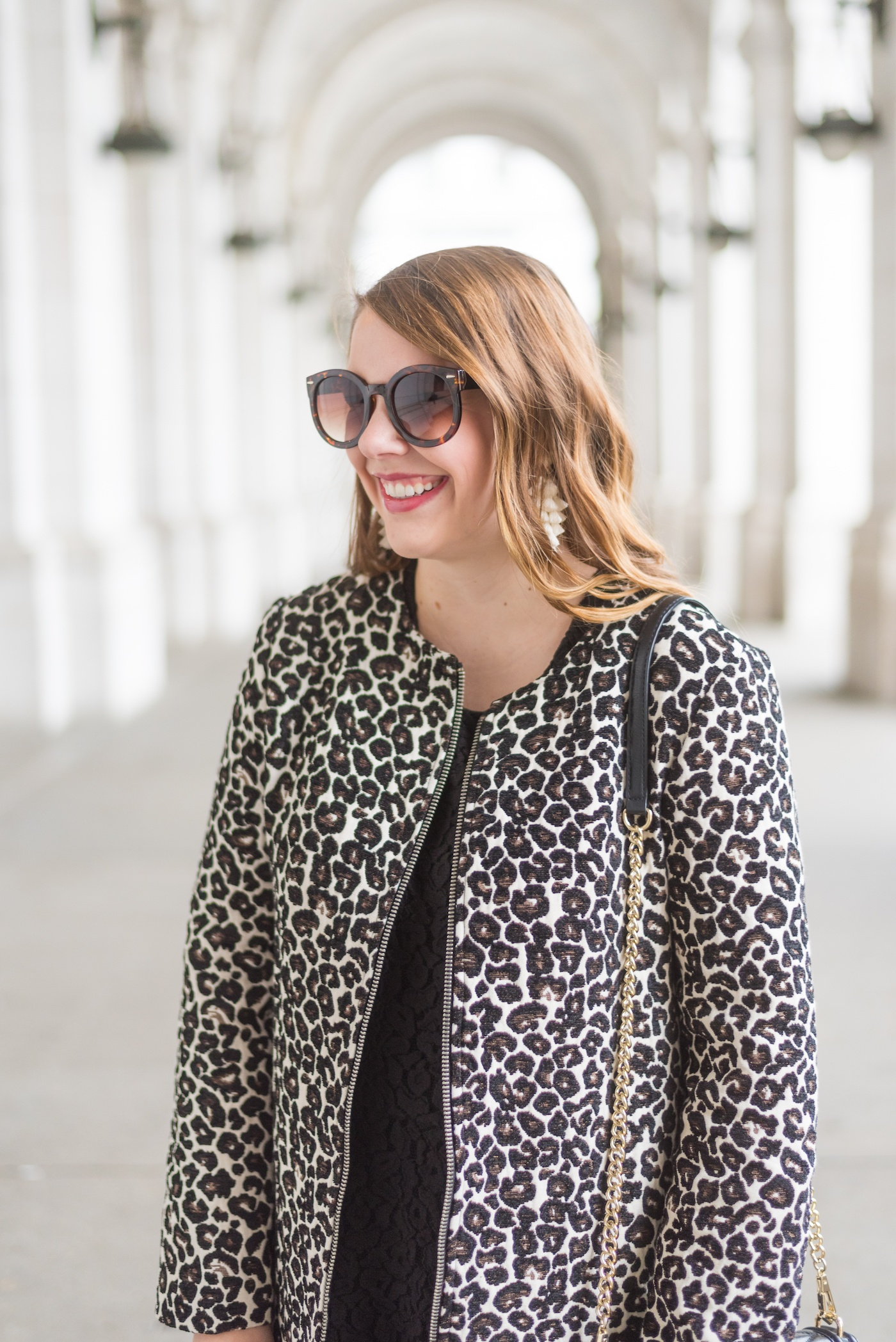 cupcakes and cashmere leopard coat