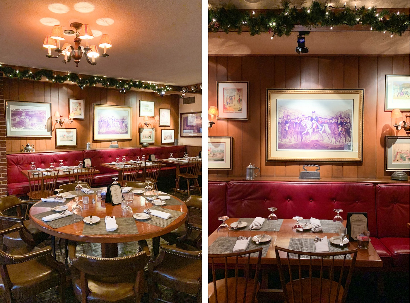 city tavern club georgetown review