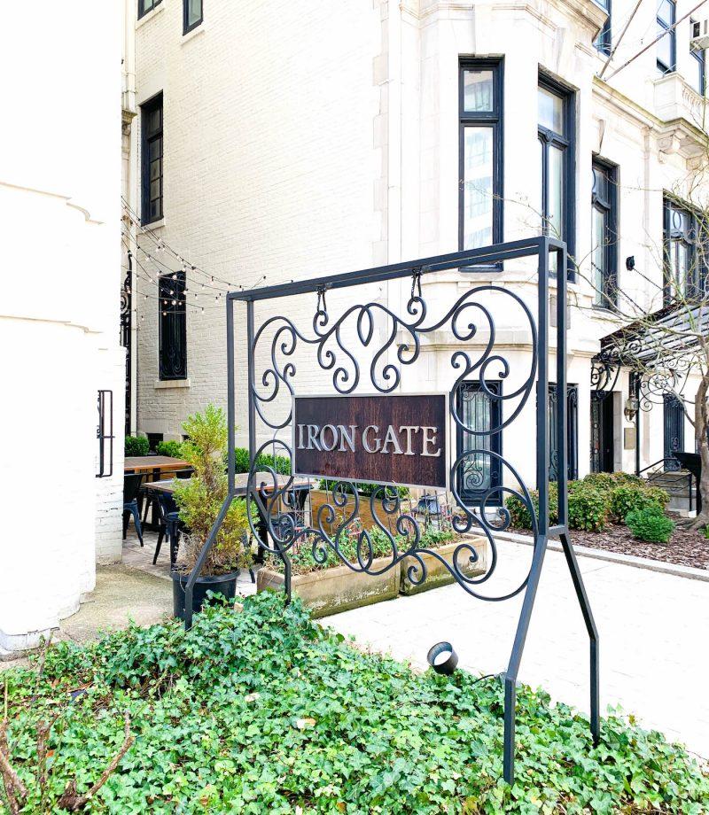 iron gate restaurant washington dc