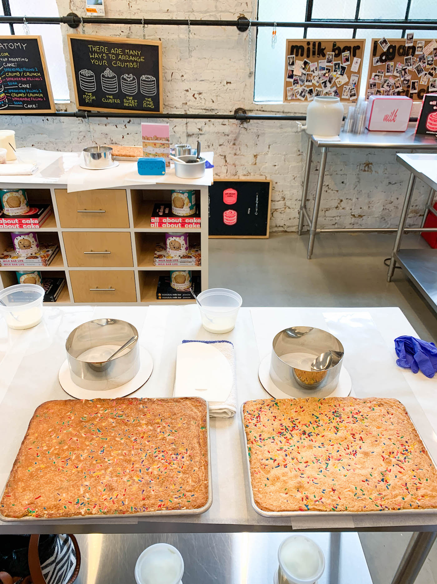 milk bar birthday cake class review