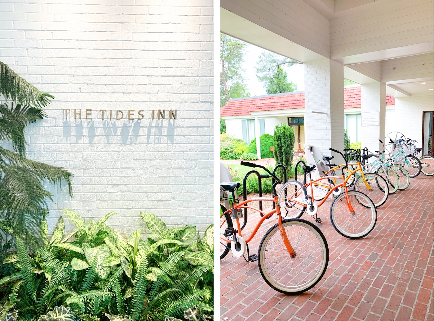 the tides inn review