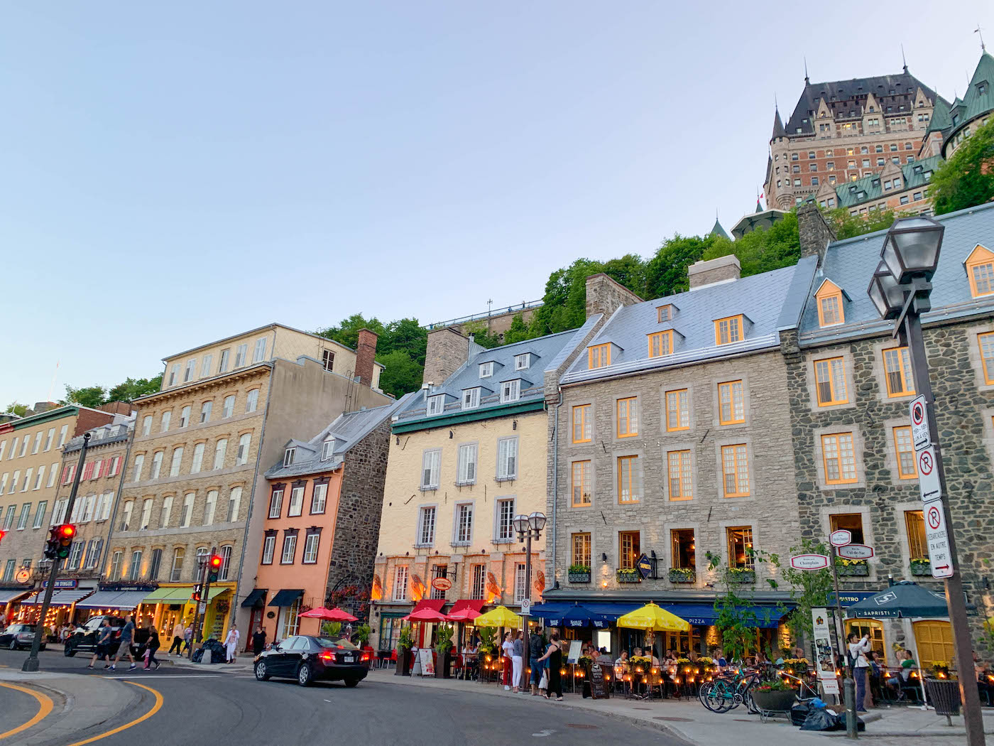 quebec city canada guide